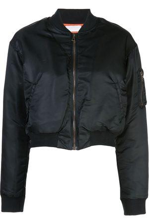 JOHN ELLIOTT Hunter cropped bomber jacket