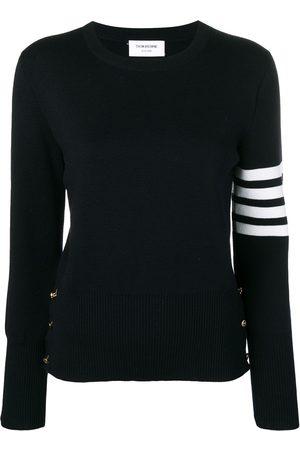 Thom Browne 4-Bar Milano Pullover