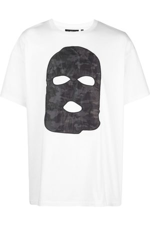 MOSTLY HEARD RARELY SEEN Hide and Seek drop shoulder T-shirt