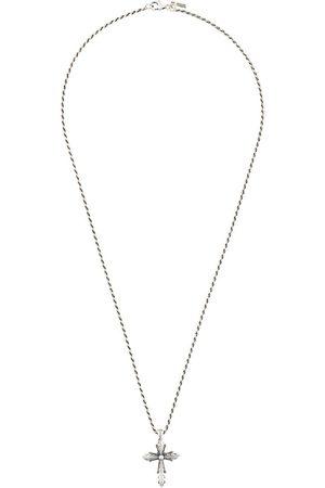 EMANUELE BICOCCHI Cross pendant necklace