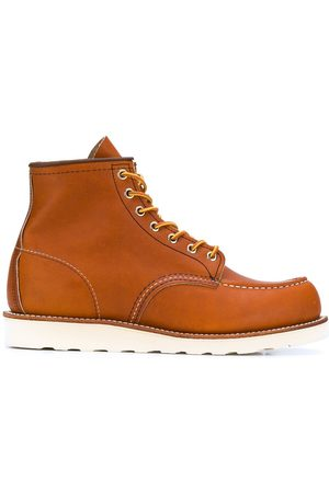 Red Wing Classic Moc lace-up boots