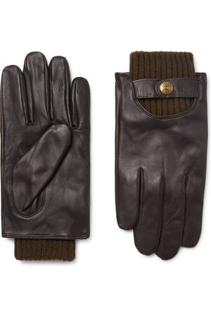 Dents Homem Luvas - Buxton Touchscreen Leather Gloves