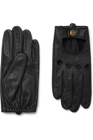 Dents Homem Luvas - Silverstone Touchscreen Leather Driving Gloves