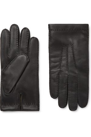 Dents Shaftesbury Touchscreen Cashmere-lined Leather Gloves