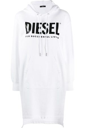 Diesel Drawstring sweater dress