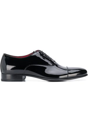 Scarosso Rodrigo patent-leather oxford shoes