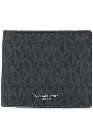 Michael Kors Logo print billfold wallet