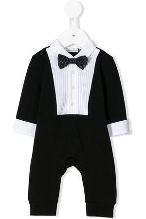 Dolce & Gabbana Bebé Babygrows - Tuxedo romper suit
