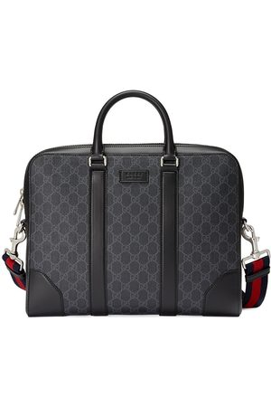 Gucci Homem Pastas Negócios & Laptop - GG Supreme briefcase