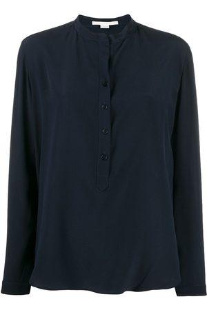 Stella McCartney Half-button long-sleeve shirt