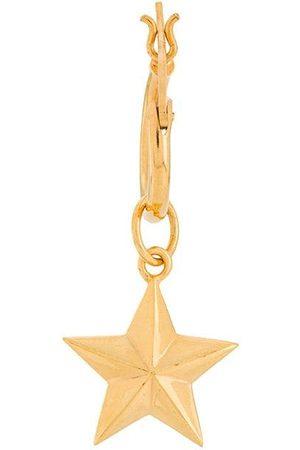 TRUE ROCKS Star hoop earring