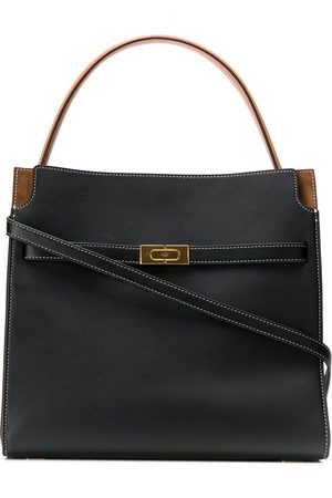Tory Burch Lee Radziwill double tote