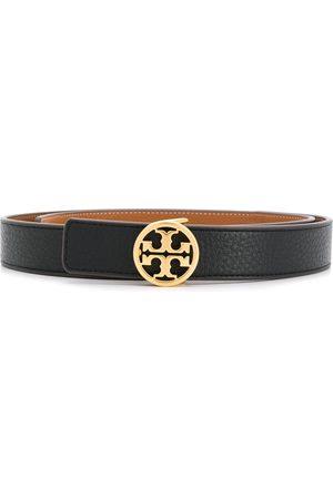 Tory Burch Senhora Cintos - Reversible leather belt