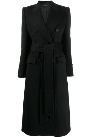 Dolce & Gabbana Belted midi coat