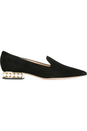 Nicholas Kirkwood 18mm Casati Pearl loafers