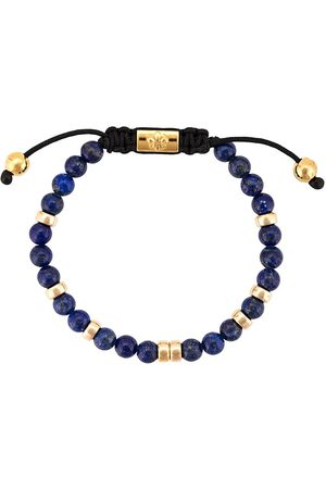 Nialaya Lapis lazuli beaded bracelet