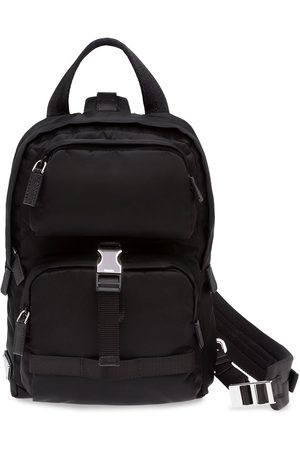 Prada Homem Mochilas - Single strap backpack