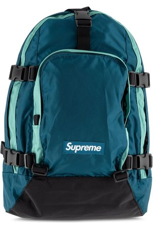 Supreme Senhora Mochilas - FW 19 patch backpack
