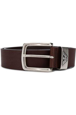 Emporio Armani Y4S201YDD6G 80005 DARK TAN Furs & Skins->Leather