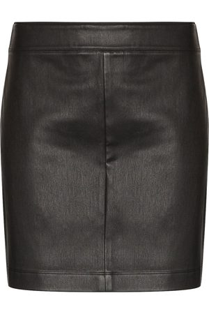 Helmut Lang High-waist mini skirt