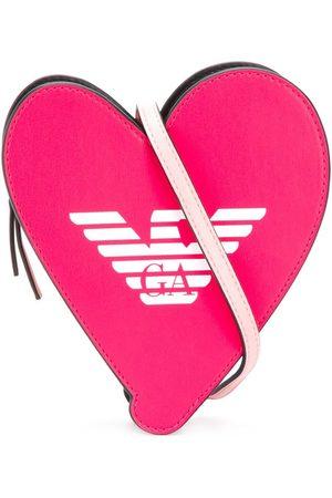 Emporio Armani Heart sling bag