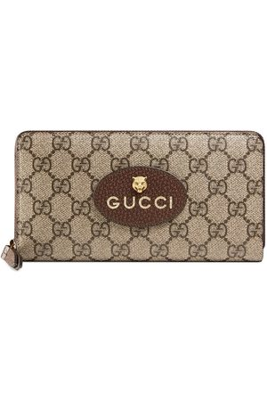 Gucci Neo Vintage GG Supreme zip around wallet