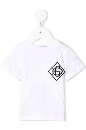 Dolce & Gabbana Monogrammed T-shirt