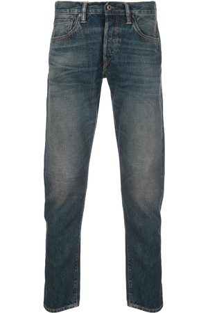 SIMON MILLER Mid-rise tapered jeans