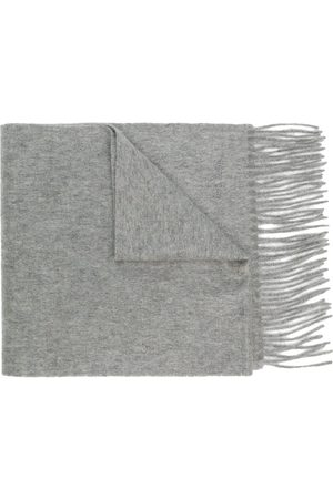 Paul Smith Knitted cashmere scarf