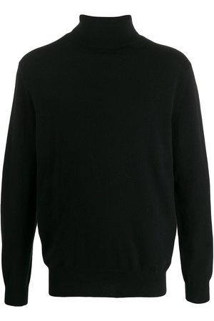 N.PEAL 007 Classic Polo Neck Sweater