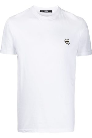 Karl Lagerfeld Small patch T-shirt