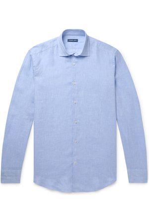 Frescobol Carioca Linen Shirt