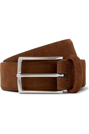 Anderson's Homem Cintos - 3.5cm Suede Belt