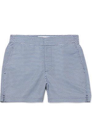 Frescobol Carioca Homem Calções de Banho - Mid-length Printed Swim Shorts