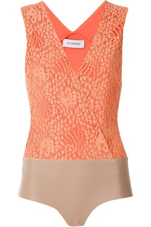 Olympiah Petale lace bodysuit