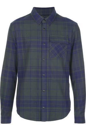 Aztech Mountain Homem Formal - Loge Peak Ski shirt