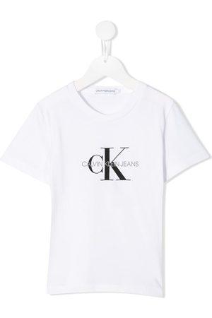 Calvin Klein Logo print T-shirt