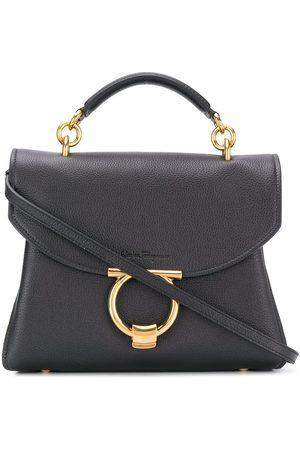 Salvatore Ferragamo Gancini top-handle bag