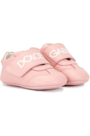 Dolce & Gabbana Touch strap pre-walkers