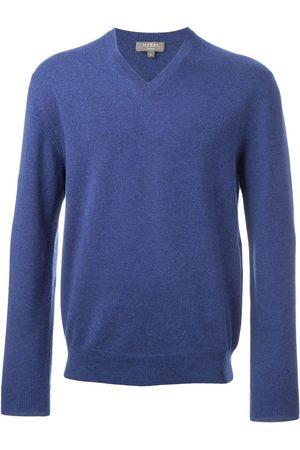N.Peal The Burlington' V neck jumper