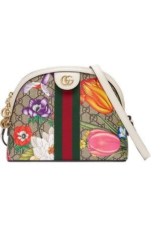 Gucci Small Ophidia Flora shoulder bag