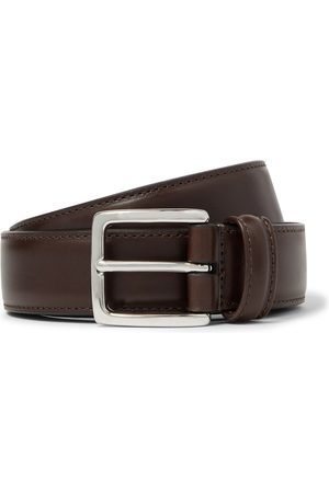 Anderson's Homem Cintos - 3cm Dark- Leather Belt
