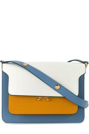 Marni Colour block Trunk shoulder bag