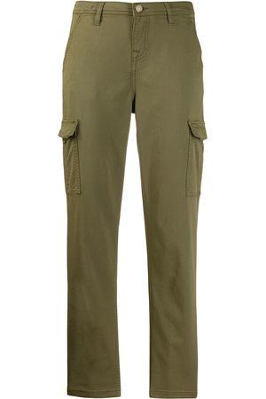 7 for all Mankind Senhora Calças Cargo - Tapered leg cargo pants