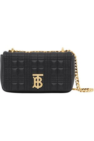 Burberry Mini quilted Lola shoulder bag