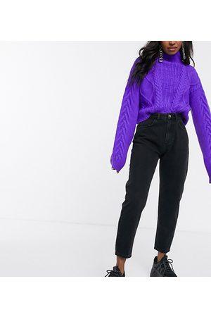Reclaimed Vintage The '89 slim tapered leg jean in black