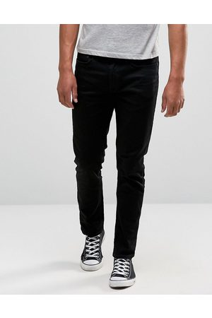 River Island Slim fit jeans in black