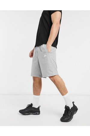 Nike Jersey shorts in grey 804419-063