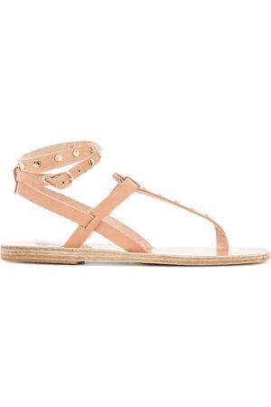 Ancient Greek Sandals Studded T-bar sandals