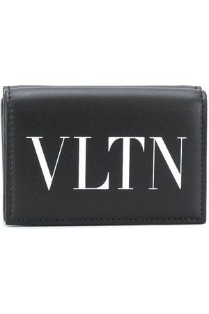 VALENTINO Garavani VLTN flap wallet